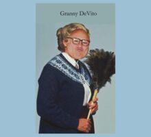Granny DeVito by dalmatiamerican