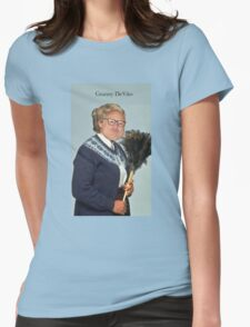 Granny DeVito Womens Fitted T-Shirt
