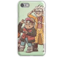 Back to the Future Trick or Treat iPhone Case/Skin