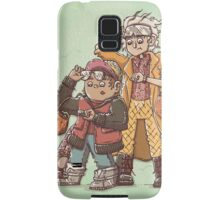 Back to the Future Trick or Treat Samsung Galaxy Case/Skin