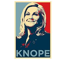 Vote Knope by emilysmithart