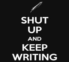 Keep Writing #2 One Piece - Short Sleeve