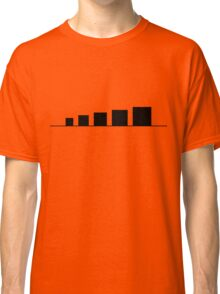 99 Steps of Progress - Minimalism Classic T-Shirt