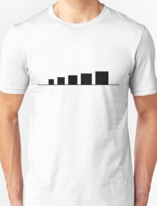 99 Steps of Progress - Minimalism T-Shirt