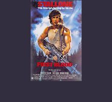 Rambo: First Blood - Promotional Poster Unisex T-Shirt