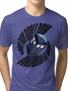 doctor who theme Tri-blend T-Shirt
