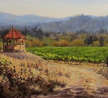 Time to Harvest by Karen Ilari