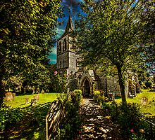 St Nicolas' Church by Chris Lord
