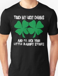 Don't Touch My Lucky Charms Unisex T-Shirt