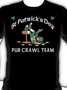 Irish Pub Crawl T-Shirt