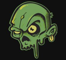 Green zombie by ainsel