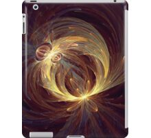 Connected Flowers of 80s Sofas | Future Art Fashion iPad Case/Skin