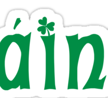 Slainte Sticker