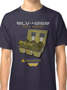 Eggs For Soldiers Classic T-Shirt