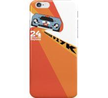 PORSCHE 917K DAYTONA iPhone Case/Skin