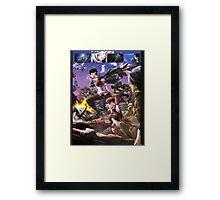 God Eater - Promo Framed Print
