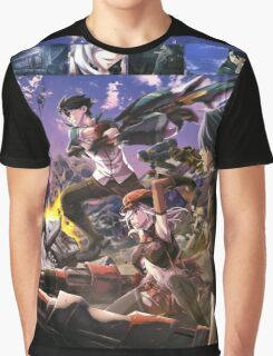 God Eater - Promo Graphic T-Shirt