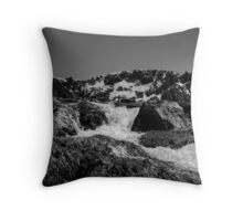 allt coire an t-sneachda Throw Pillow