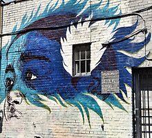 BLUE MAN by katemmo