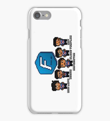 Pixel Azubu Frost iPhone Case/Skin
