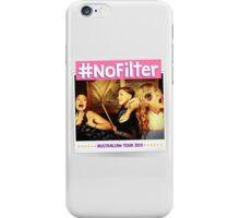 #NoFilter Tour - Australia 2015 iPhone Case/Skin