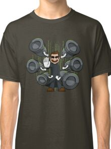 Bullet Time Bill Classic T-Shirt
