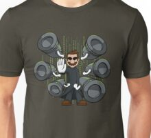 Bullet Time Bill Unisex T-Shirt