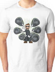 Bullet Time Bill Unisex T-Shirt