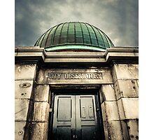 Edinburgh Observatory Photographic Print