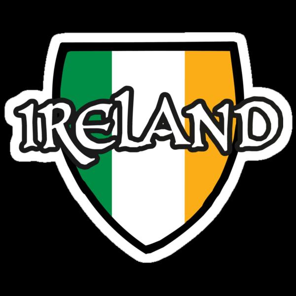Ireland by HolidayT-Shirts