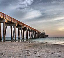 City Pier by Sandy Keeton