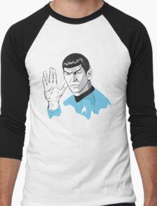 Star Trek Spock  Men's Baseball ¾ T-Shirt