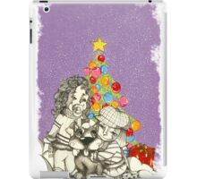 Merry Christmas 2 iPad Case/Skin