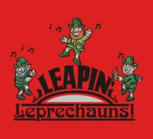 Leaping Leprechauns Kids Clothes