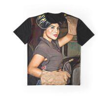 Rosa the Welder Graphic T-Shirt