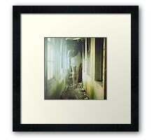 The Convergence of the Living and the Dead Framed Print