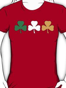 Ireland Shamrock Flag T-Shirt