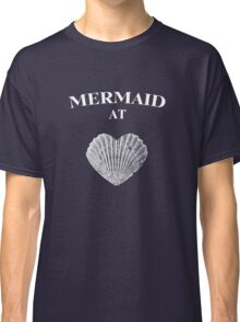Mermaid At Heart Classic T-Shirt
