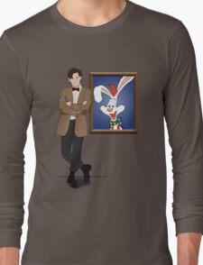 Doctor Who Framed Roger Rabbit Long Sleeve T-Shirt