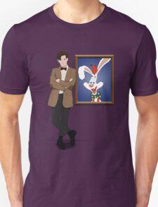 Doctor Who Framed Roger Rabbit T-Shirt