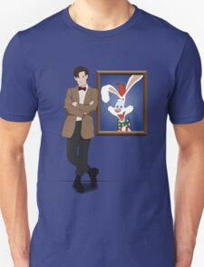 Doctor Who Framed Roger Rabbit T-Shirt