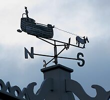 ERIE CANAL WEATHER VANE by katemmo