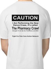 Caution Protest T-shirt Classic T-Shirt