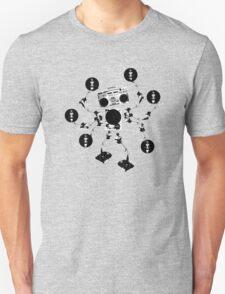 Agent Traxxident Logo T-Shirt