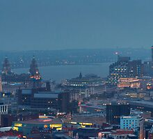 liverpool waterfront by paul mcgreevy