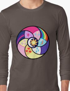 The elements of harmony Long Sleeve T-Shirt