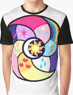 The elements of harmony Graphic T-Shirt
