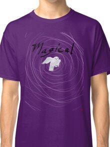 magical white owl  Classic T-Shirt