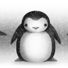 """Penguins"" by TimD"