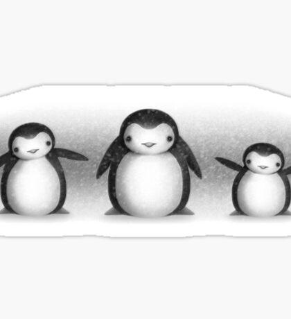 """Penguins"" Sticker"
